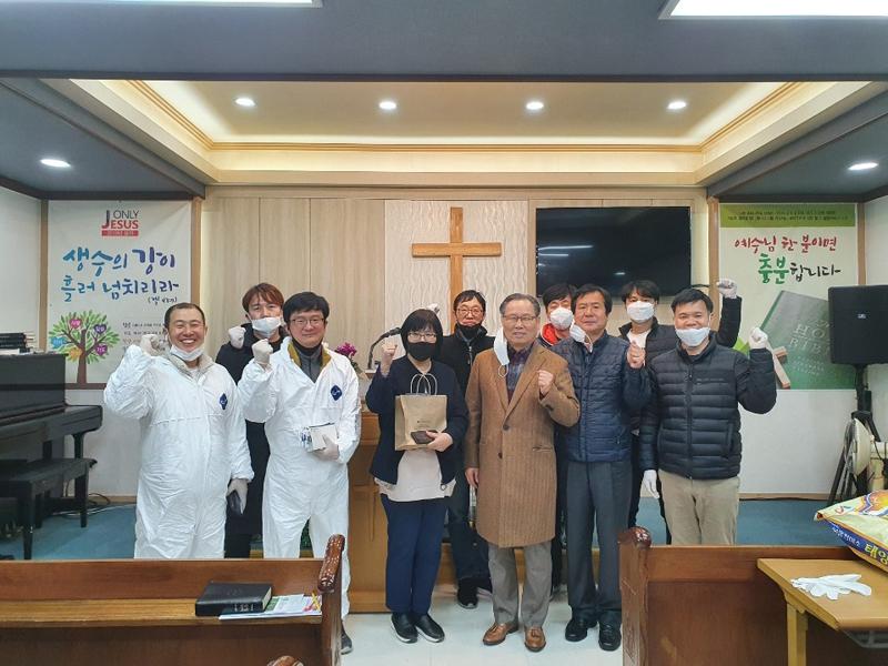 청장년선교회 전국연합회 / 1대~52대